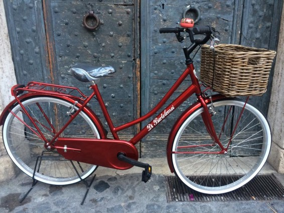 Bicicletta Holland Crowne