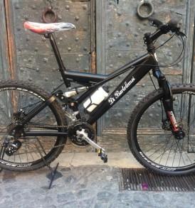 Mountain Bike Alluminio Doppia Ammortizzazione