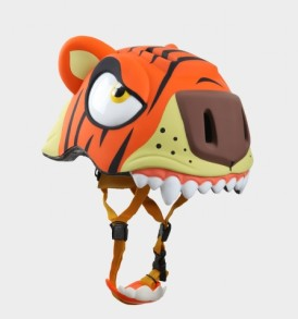 "Casco Crazy Safety Bimbo ""Tiger"""
