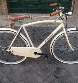 Bicicletta Mod. VINTAGE ITA75 – Beige
