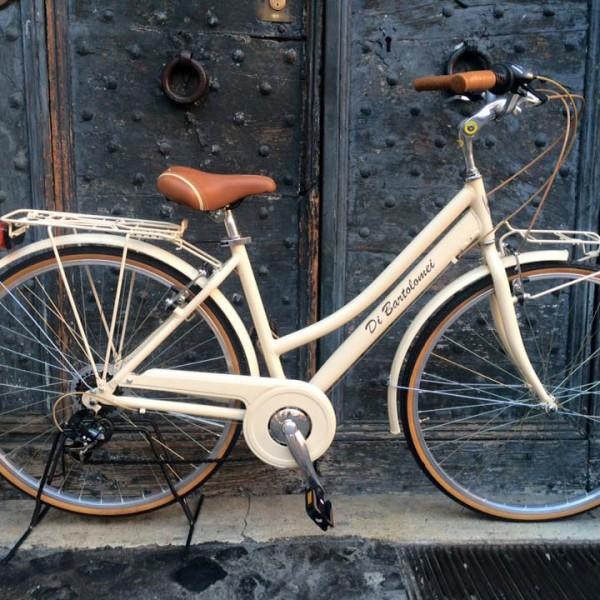Baccetta Coppia pedali bicicletta Graziella Vintage Olanda // Colore Bianco