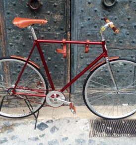 single Speed red
