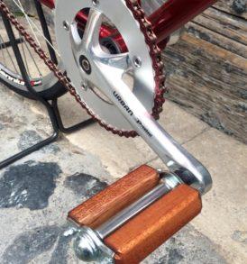 Bicicletta Single Speed Luxury