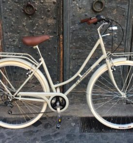 Bicicletta City Bike Donna Alluminio Speed