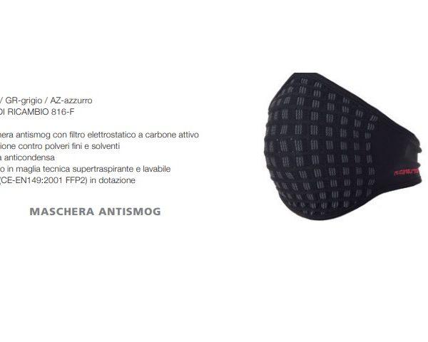 maschera antismog ffp2