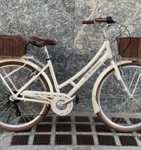 """Bicicletta in Alluminio """"Campo dè Fiori"""""""